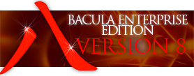 Annouce Bacula Enterprise 8